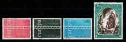 Monaco 1971 : Timbres Yvert & Tellier N° 863 - 864 - 865 Et 866. - Gebruikt