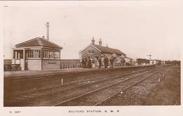 Bulford Station S.W.R. Ngl #F3310 - Non Classés