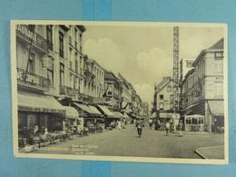 Blankenberghe Rue De L'Eglise Kerkstraat Church Street - Blankenberge