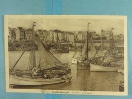 Blankenberghe Le Port De Haven - Blankenberge