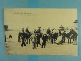 Blankenberghe Caravane D'excursionnistes - Blankenberge