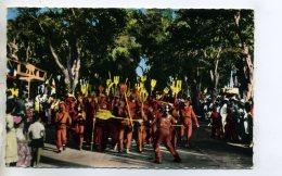 97 MARTINIQUE Fort De FRance ? Carnaval  Diables Du Mardi Gras 1960     /D09-2016 - Martinique