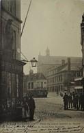 Dunkerque - Place Du Marché Au Beurre - Rare - Avant 1904 - Dunkerque