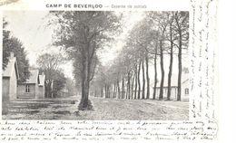 Bourg-Léopold - CPA - Camp De Beverloo - Caserne De Soldats - België