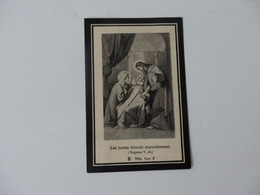 Image Pieuse De Katharina Schvartz à Enchenberg En Moselle. - Religion & Esotérisme