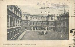 D1194 LONDON Burlington House Royal Academy - Autres