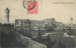 D1194 LONDON Crystal Palace - Altri