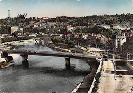 Lyon 9 Vaise Pont Clémenceau - Lyon