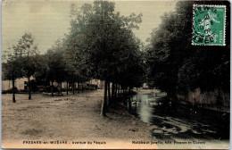 55 FRESNES EN WOEVRE - Avenue Du Paquis - Other Municipalities