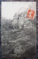 (23). LE CHATEAU DE BEAUMONT.CIRCULE 1911.ENVIRONS DE GUERET.TBE. - Guéret