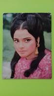 Cartolina INDIA - Volto Di Ragazza - Viaggiata - Postcard - Inde