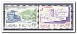 Spaans Andorra 1979, Postfris MNH, Europe, Post - Spanish Andorra