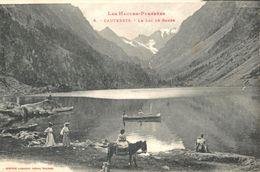 Cauterets - Le Lac De Gaube (Labouche N°4) - Cauterets