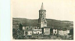 Saint Amans Soult -  Le Clocher Et L 'exterieur Du Tombeau Du Maréchal   Soult        Z356 - France