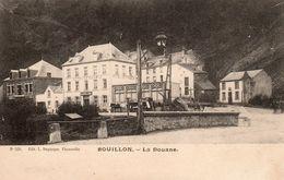 BELGIQUE - BOUILLON   La Douane - Bouillon