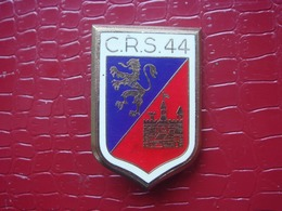 CRS 44 . Joigny  - Compagnie Républicaine De Sécurité - Policia
