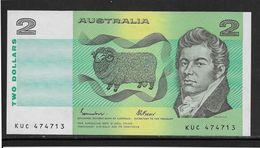 Australie -  2 Dollars - Pick N° 43e - Neuf - Unclassified