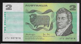 Australie -  2 Dollars - Pick N° 43c - SPL - Unclassified