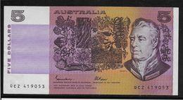 Australie -  5 Dollars - Pick N° 44e - SPL - Australie