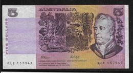 Australie -  5 Dollars - Pick N° 44g - TTB - Non Classés