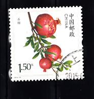 China 2014 Mi Nr 4591 Granaatappel - 1949 - ... Volksrepubliek