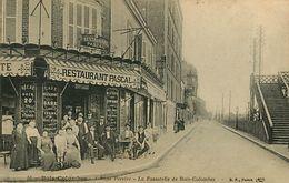92: Bois Colombes - Restaurant Pascal - France