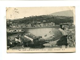 Cp - SAINT JEAN DE LUZ (64) - Le Port - Ciboure - Bordagain - Saint Jean De Luz