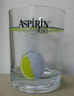AC - ASPIRIN PLUS C BAYER GLASS - Glasses