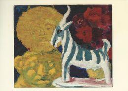 Painting By:  Emil Nolde.   German Card.  # 07391 - Paintings