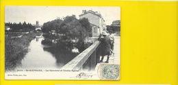 SAINT RAPHAËL La Garonne Et Vieille Eglise (Giletta) Var (83) - Saint-Raphaël