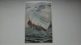 Russia. Vladivostok. The Souvenir. Gull. Hey. Commercial Pier.Print. - Russie