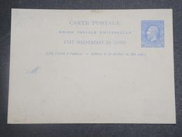 CONGO BELGE - Entier Postal Non Utilisé - L 15109 - Entiers Postaux