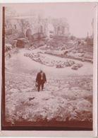 26459 Voyage Touriste 1904 -traormine Traormina Sicile Ruines Antiquités - Lieux