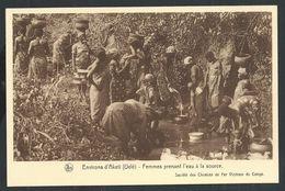 +++ CPA - Afrique - Congo Belge - Environs D'Aketi - UELE - Femmes Prenant L'eau à La Source - Nels    // - Congo Belge - Autres