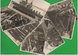 Regia Marina Nave Torpediniera CENTAURO Ammiraglio 7 Foto Anni '30 Navires Ships Bateaux - Barche