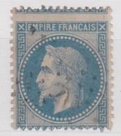 FRANCE   YT N° 29   Décalage - 1863-1870 Napoléon III Lauré