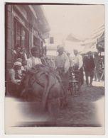 26464 Voyage Touriste 1904 - Le Caire Cairo Egypt Egypte -scene Rue - Lieux