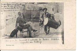 FREDERIC MISTRAL ET LE TAMBOURINAIRE - Schriftsteller