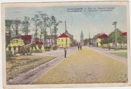 Leopoldsburg, Bourg-Léopold, Generaal Lemanstraat - Leopoldsburg
