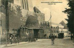 Cpa TORINO - Esposizione Internazionale TORINO 1911 - Expositions