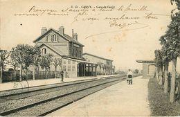 Oise - Lot N° 241 - Lots En Vrac - Lot Divers Du Département De L'Oise - Lot De 33 Cartes - Cartes Postales