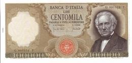 ITALY-100000 LIRE -UNC-FDS-COPY-RIPRODUZIONE - [ 2] 1946-… : Républic