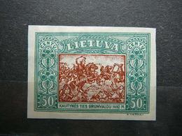Lietuva Litauen Lituanie Litouwen Lithuania 1932 Lithuanian Child * MH # Mi. 336B - Lituanie