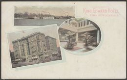 Multiview - King Edward Hotel, Toronto, Ontario, C.1910s - U/B Postcard - Toronto
