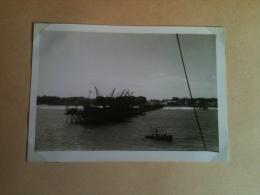 Photo - Togo 1953 - Lomé, Le Wharf, 11 Juin 1953 - Africa