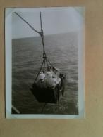 Photo - Togo 1953 - Lomé, Panier D'embarquement Du Paquebot Le Foch, 11 Juin 1953 - Africa