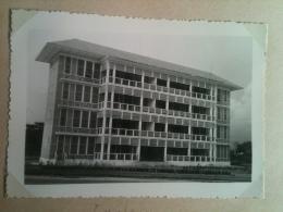 Photo - Cameroun 1953 - Douala, Immeuble Enelcam Route De L'Aviation - Africa