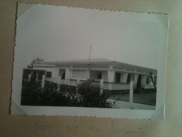 Photo - Cameroun 1953 - Douala, Case De La Rue Des Serpents - Africa