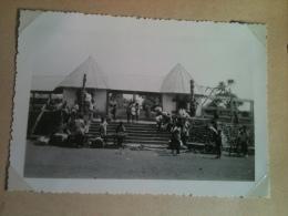 Photo - Cameroun 1953 - Bafoussam, Entrée Du Marché - Africa