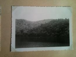 Photo - Cameroun 1953 - Lac De Baleng, Lac De Cratère Aux Environs De Bafoussam - Africa